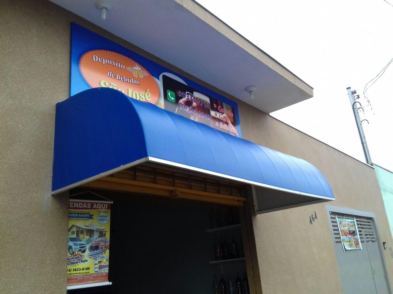 Projetos toldosert toldos letra caixa fachada for Toldos para comercios